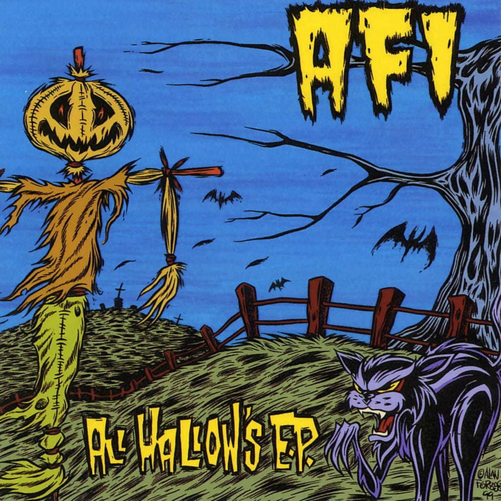 AFI - All Hallow's EP (Orange)