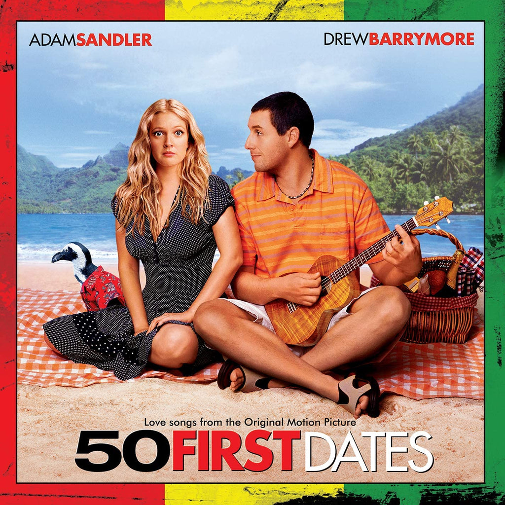 OST - 50 First Dates (Clear)