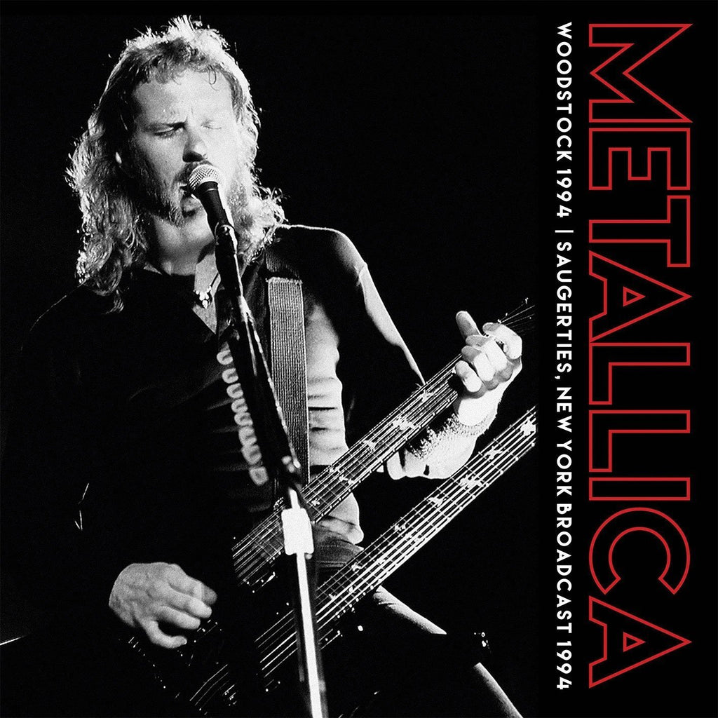 Metallica - Woodstock 1994 (Clear)