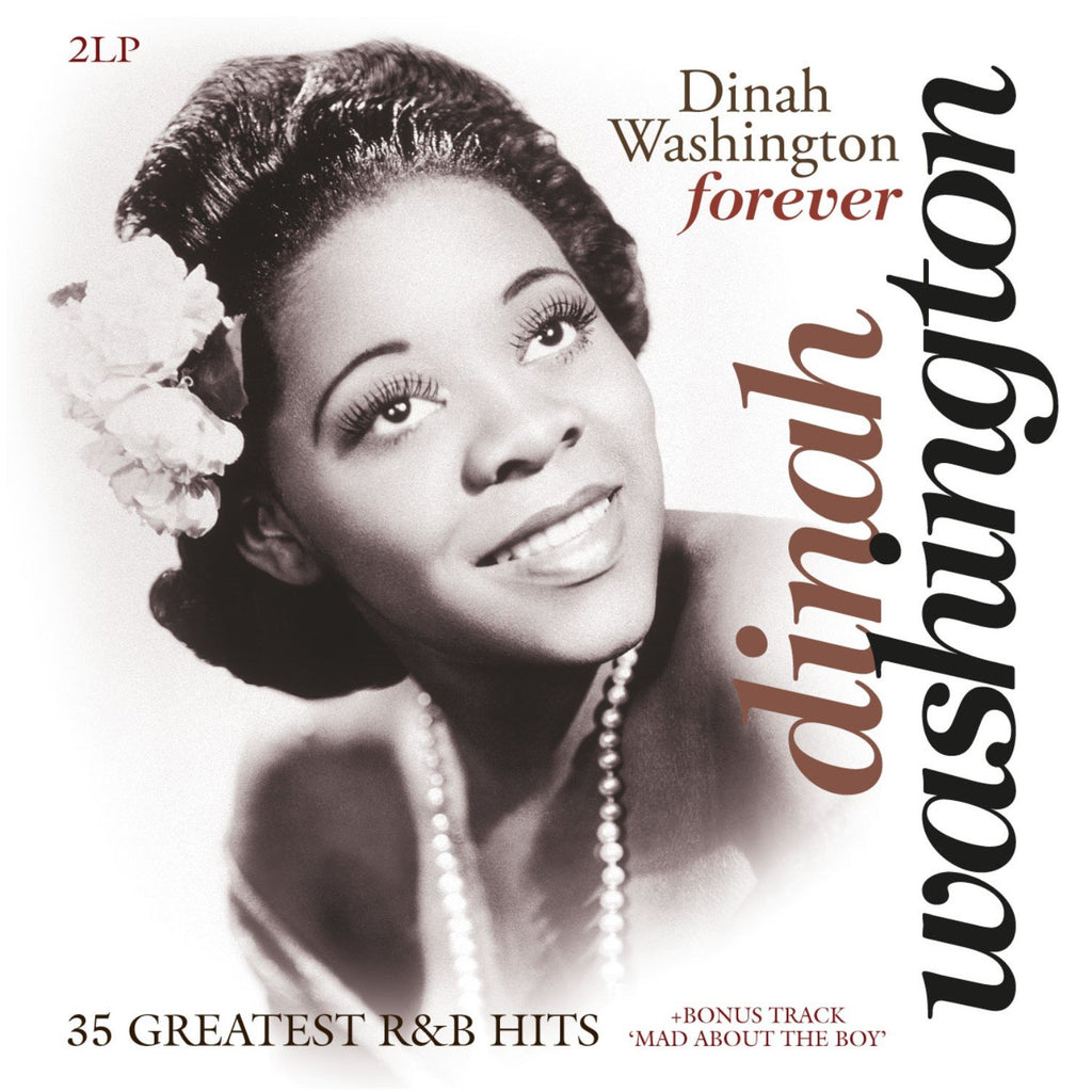 Dinah Washington - Forever - 35 Greatest R&B Hits (2LP)