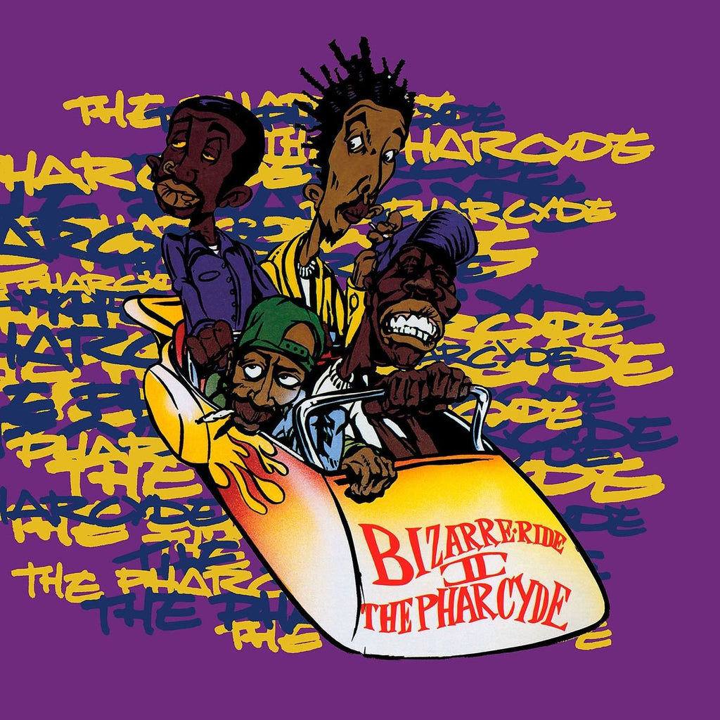 Pharcyde - Bizarre Ride II The Pharcyde (2LP)