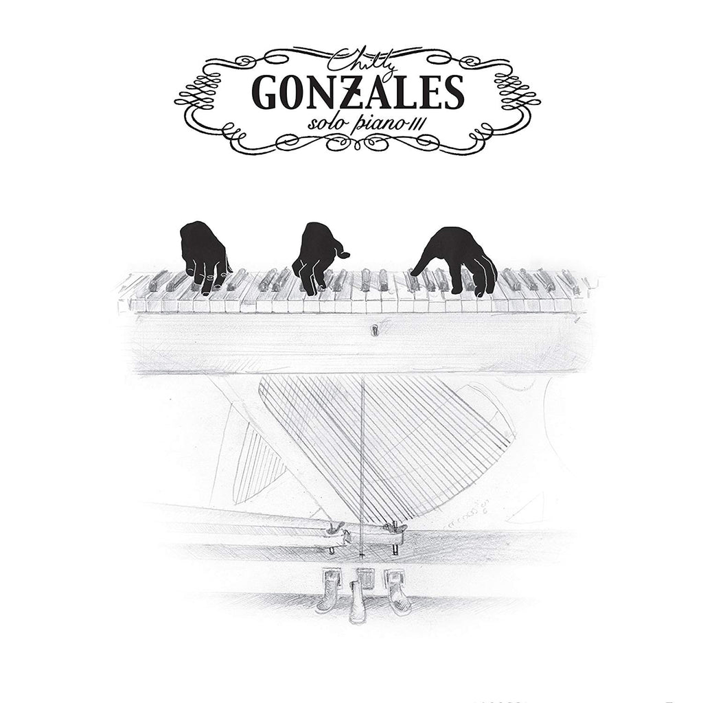 Chilly Gonzales - Solo Piano 3 (2LP)