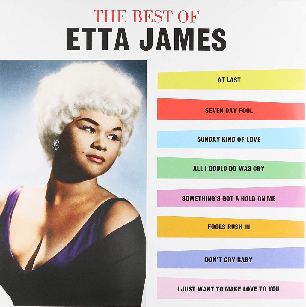 Etta James - Best Of