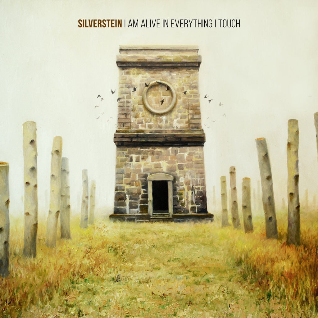 Silverstein - I Am Alive In Everything I Touch (Colored)