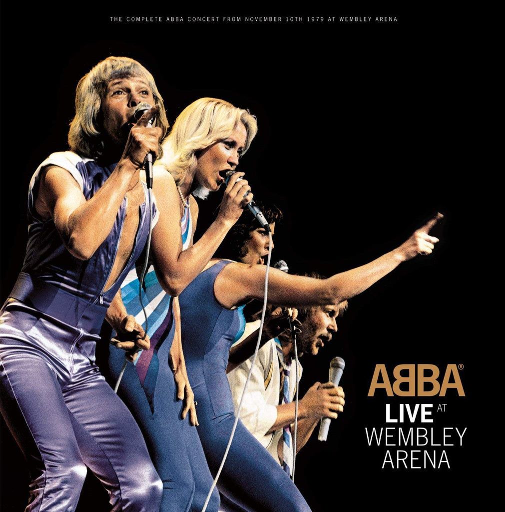 ABBA - Live At The Wembley Arena (3LP)