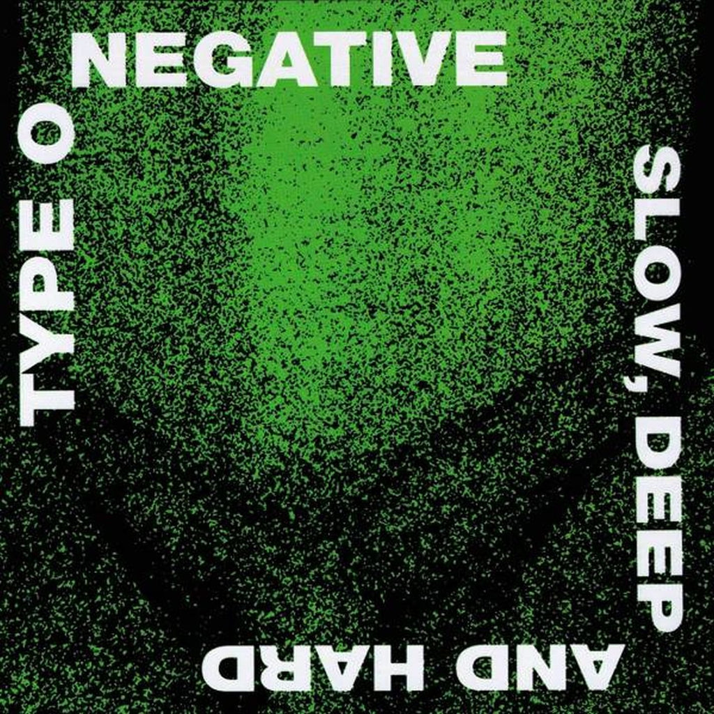 Type O Negative - Slow, Deep And Hard (2LP)(Coloured)