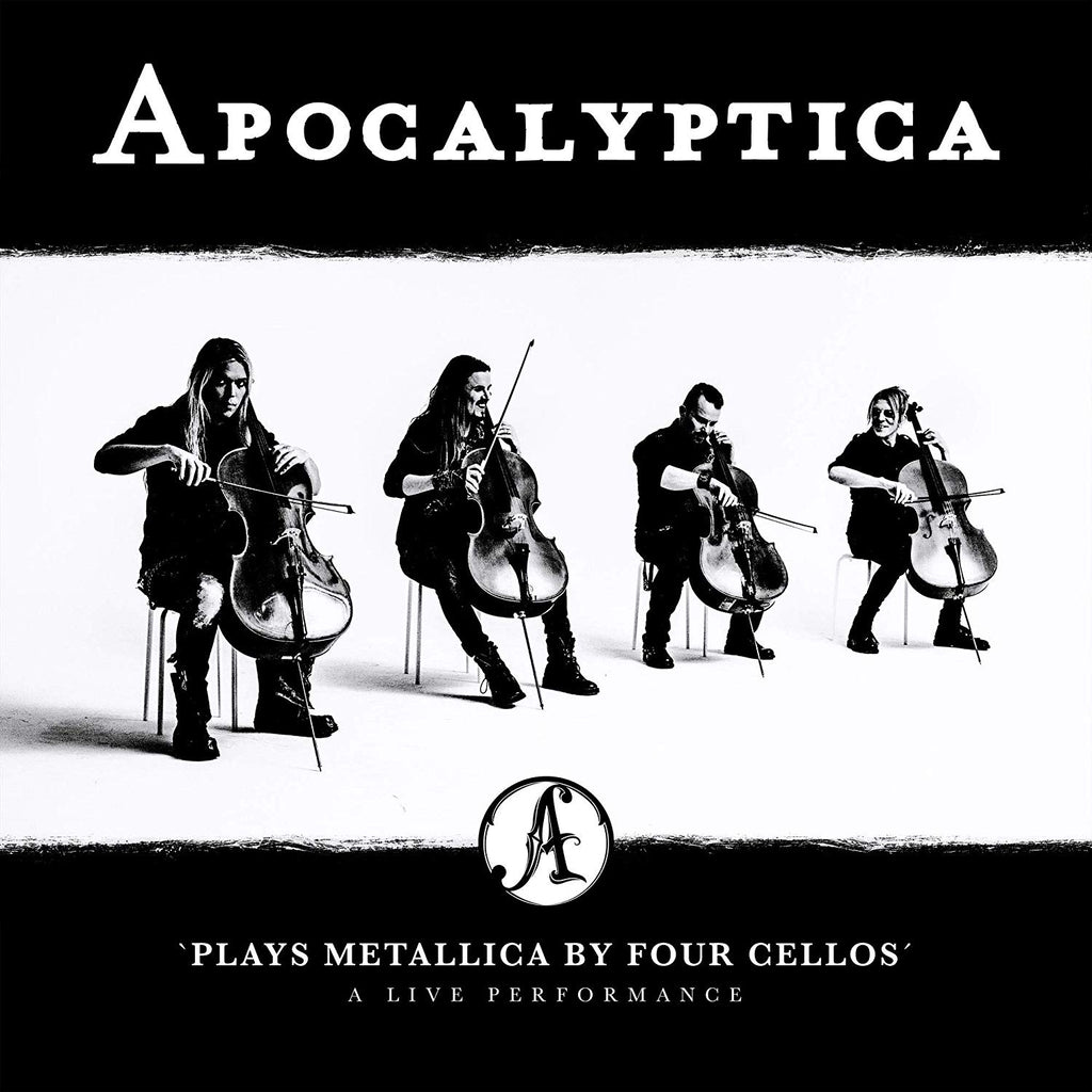 Apocalyptica - Plays Metallica By Four Cellos: A Live Performance (2LP)