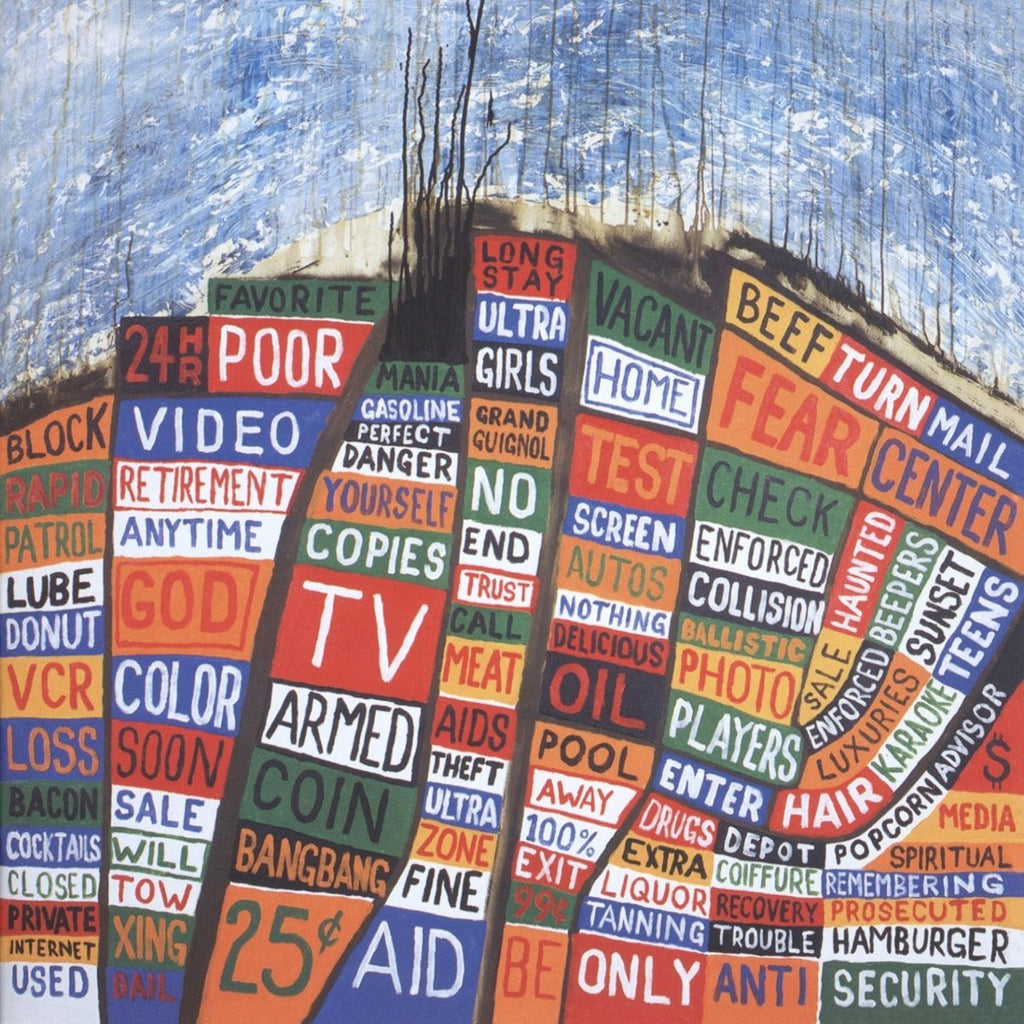 Radiohead - Hail To The Thief (2LP)