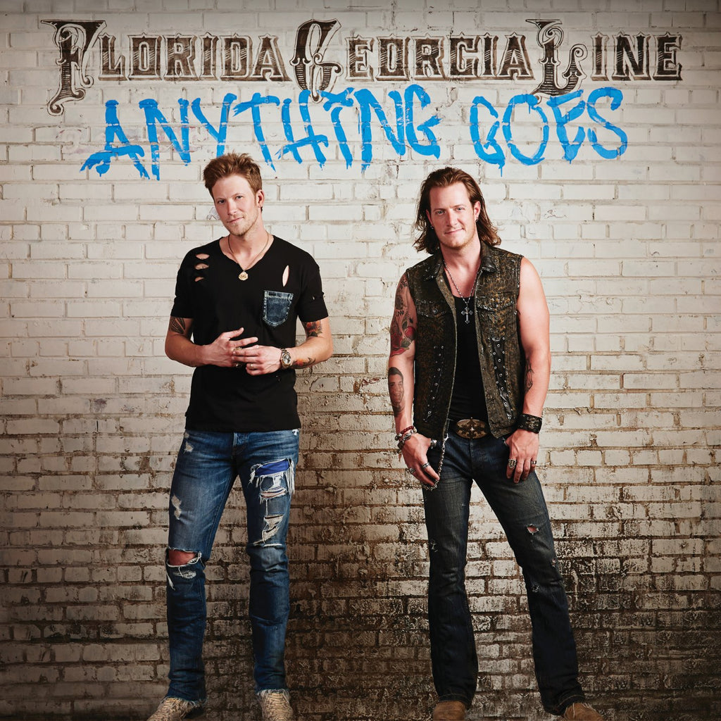 Florida Georgia Lane - Anthing Goes (2LP)