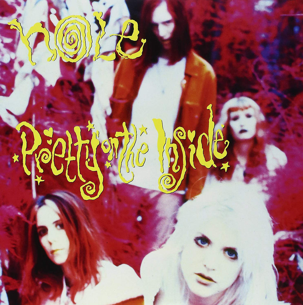 Hole - Pretty On The Inside (Pink)