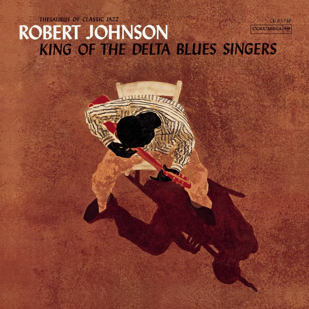 Robert Johnson - King Of The Delta Blues Singers (Coloured)
