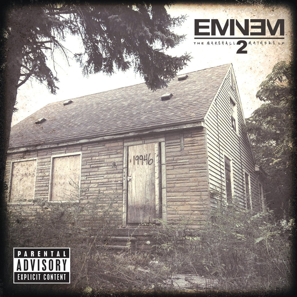 Eminem - Marshall Mathers 2 (2LP)