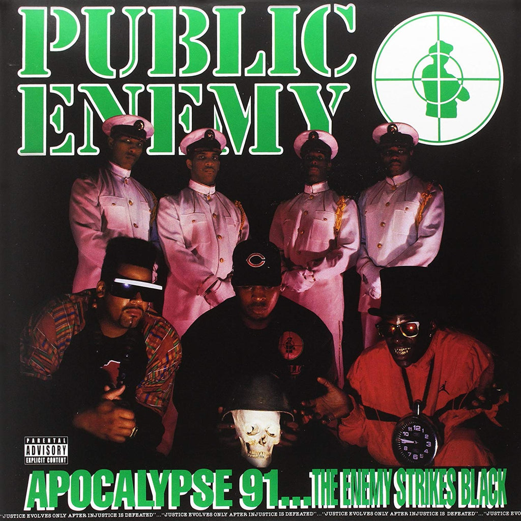 Public Enemy - Apocalypse 91 - The Enemy Strikes Back