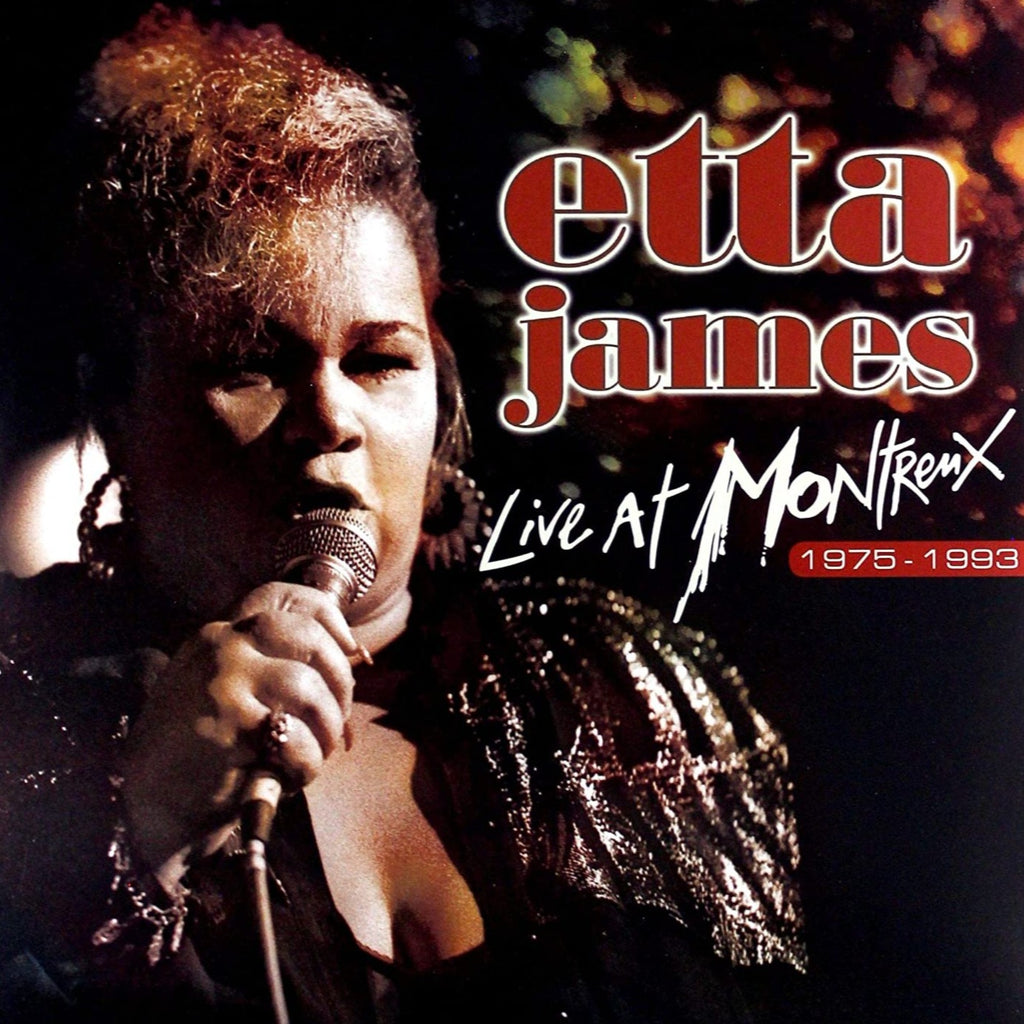 Etta James - Live At Montreux 1975-1993 (2LP)