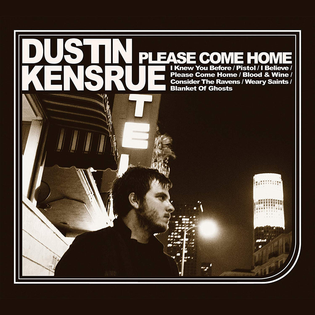 Dustin Kensrue - Please Come Home (Pink)