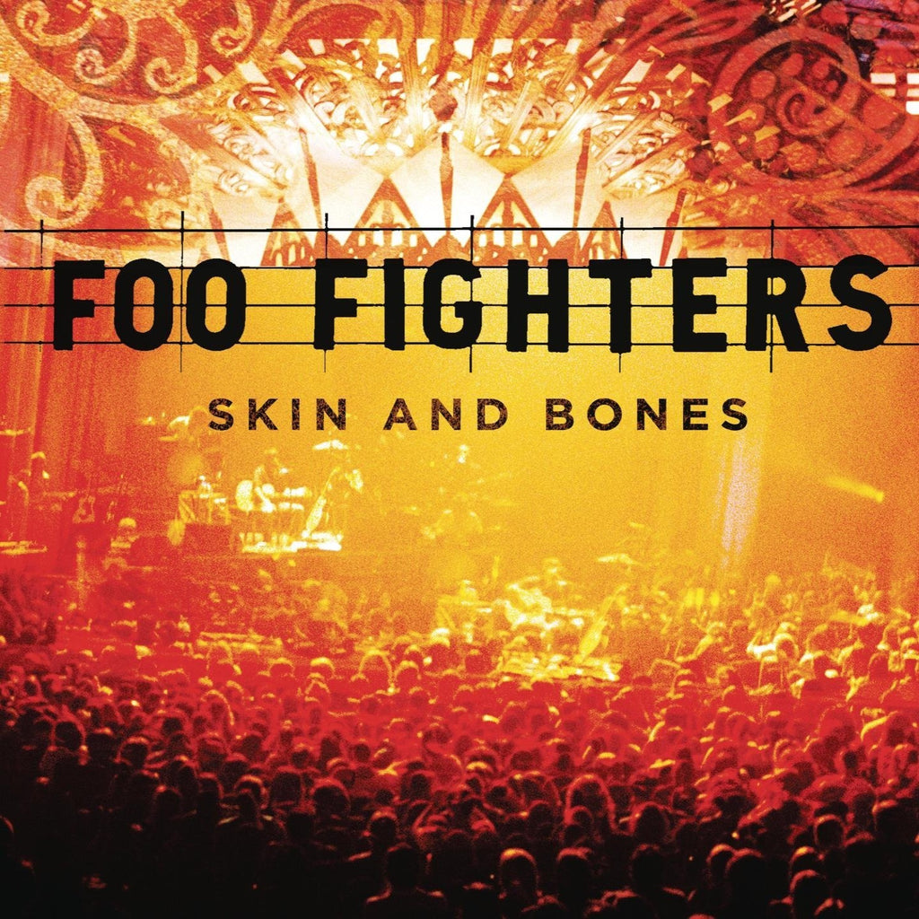 Foo Fighters - Skin And Bones (2LP)