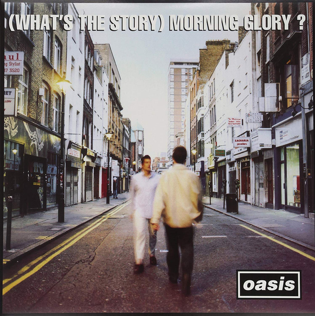 Oasis - What's The Story Morning Glory (2LP)(Silver)