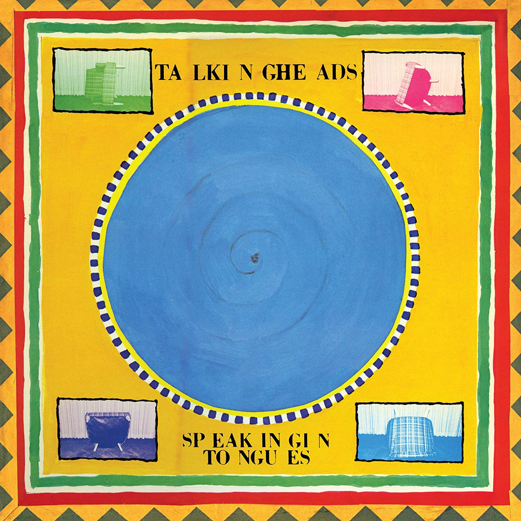 Talking Heads - Speaking In Tongues (Blue)