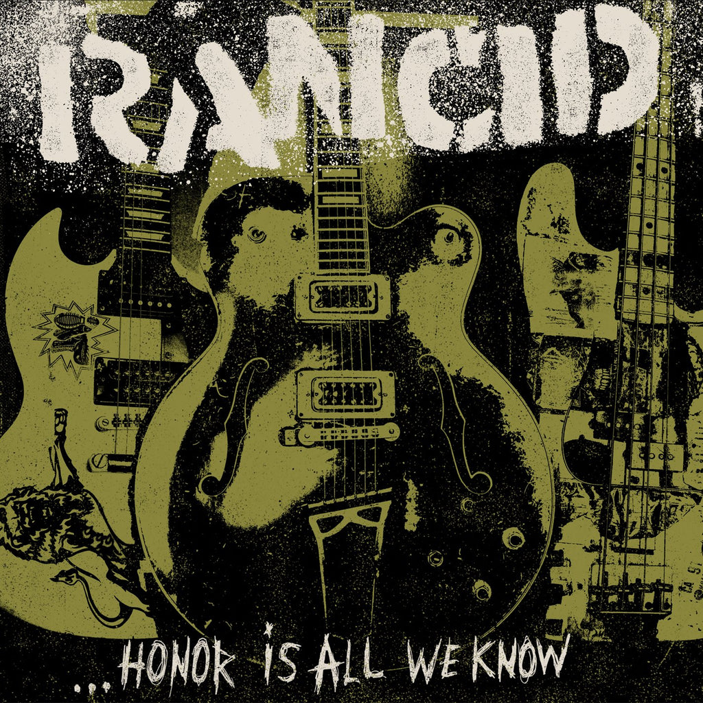 Rancid - Honor Is All We Know (Coloured)