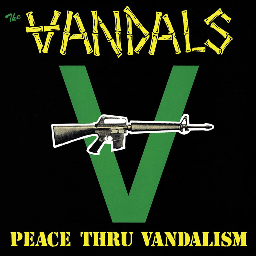 Vandals - Peace Thru Vandalism (Yellow)