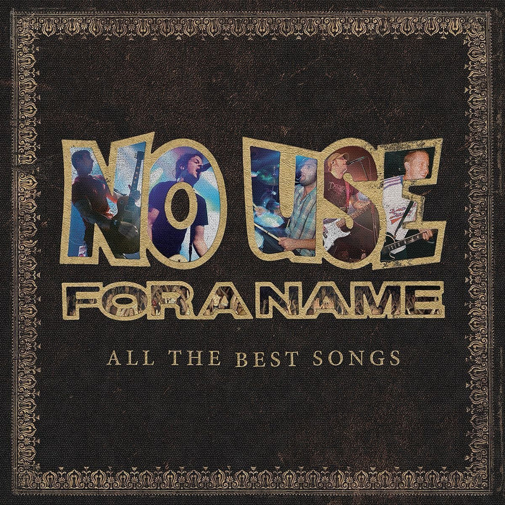 No Use For A Name - All The Best Songs (2LP)