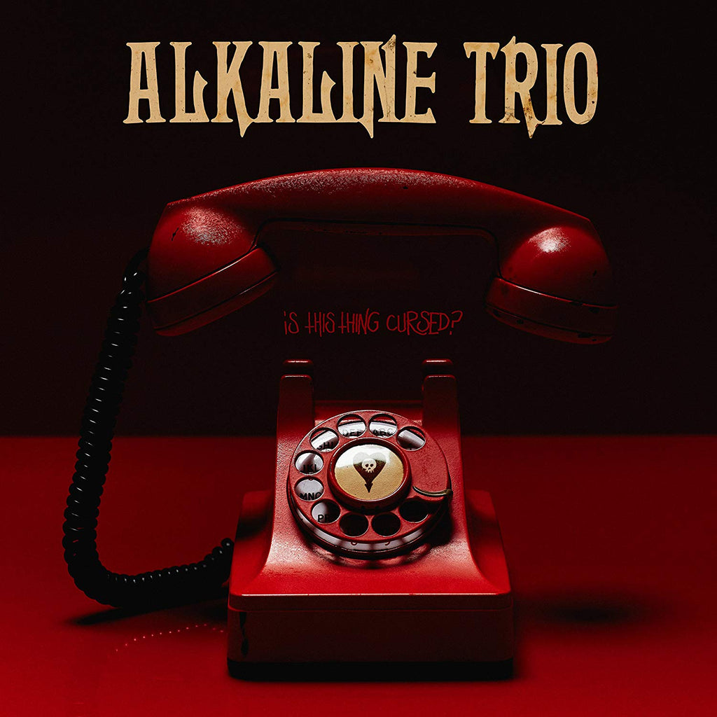 Alkaline Trio - Is This Thing Cursed? (Coloured)