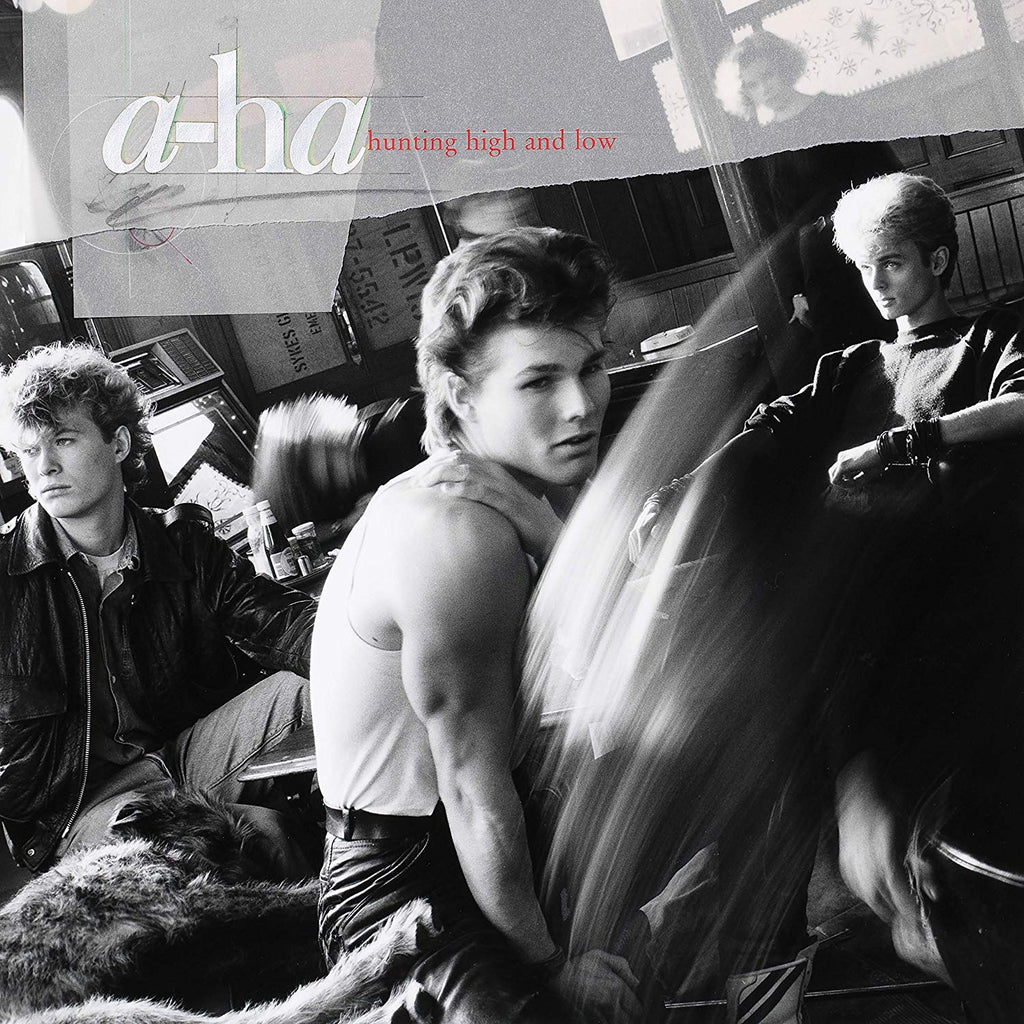 A-Ha - Hunting, High And Low (Clear)