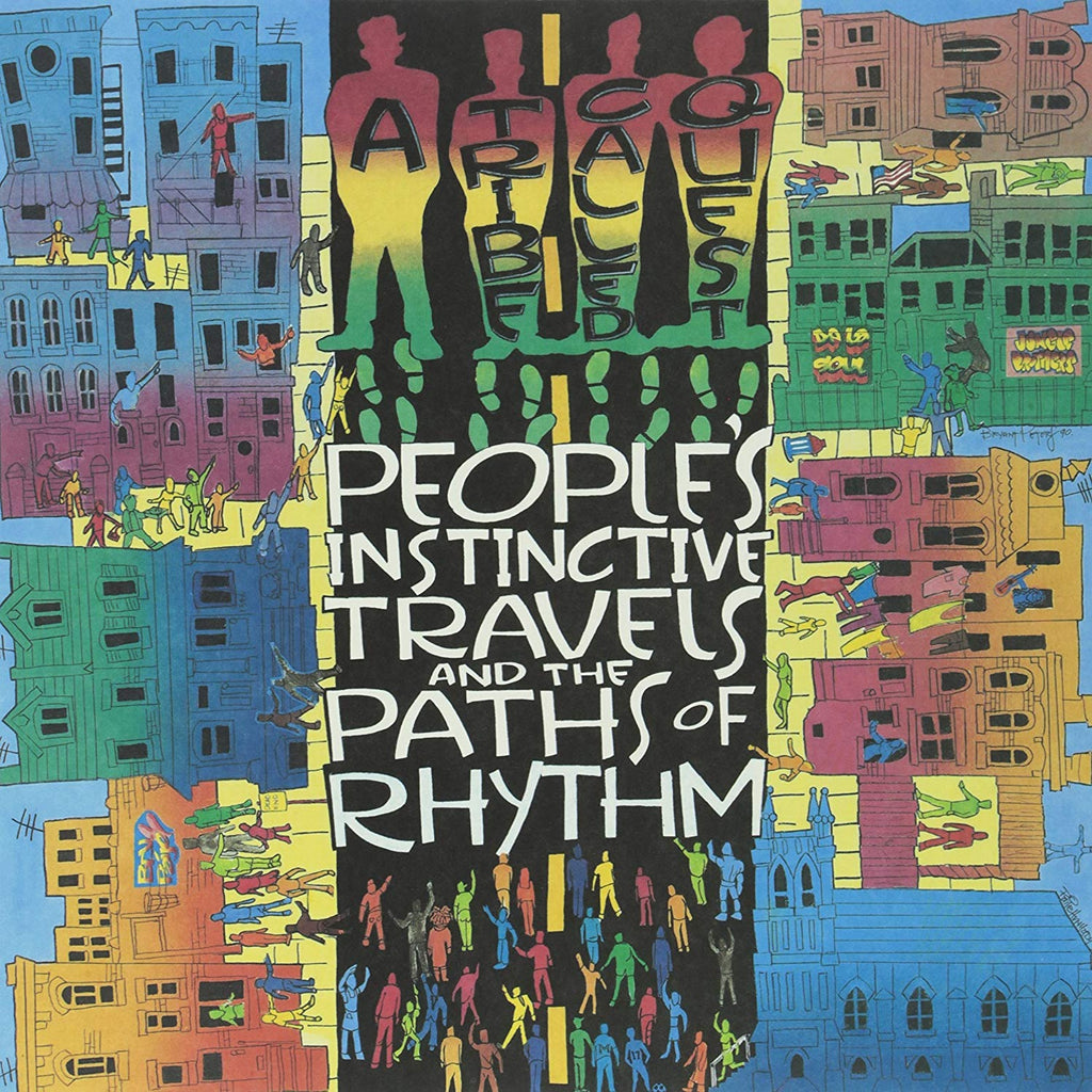 A Tribe Called Quest - People's Instinctive Travels (2LP)