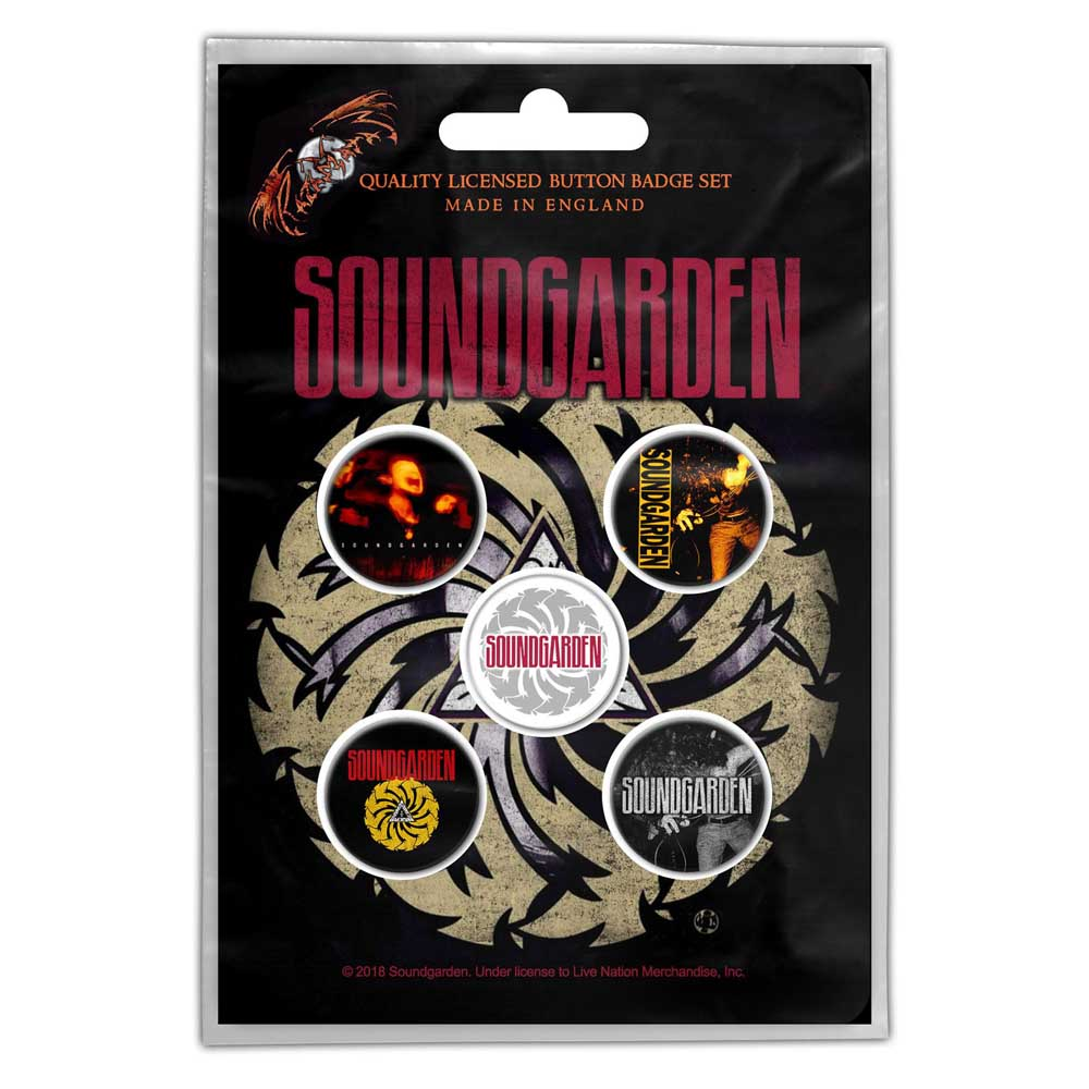 Buttons - Soundgarden