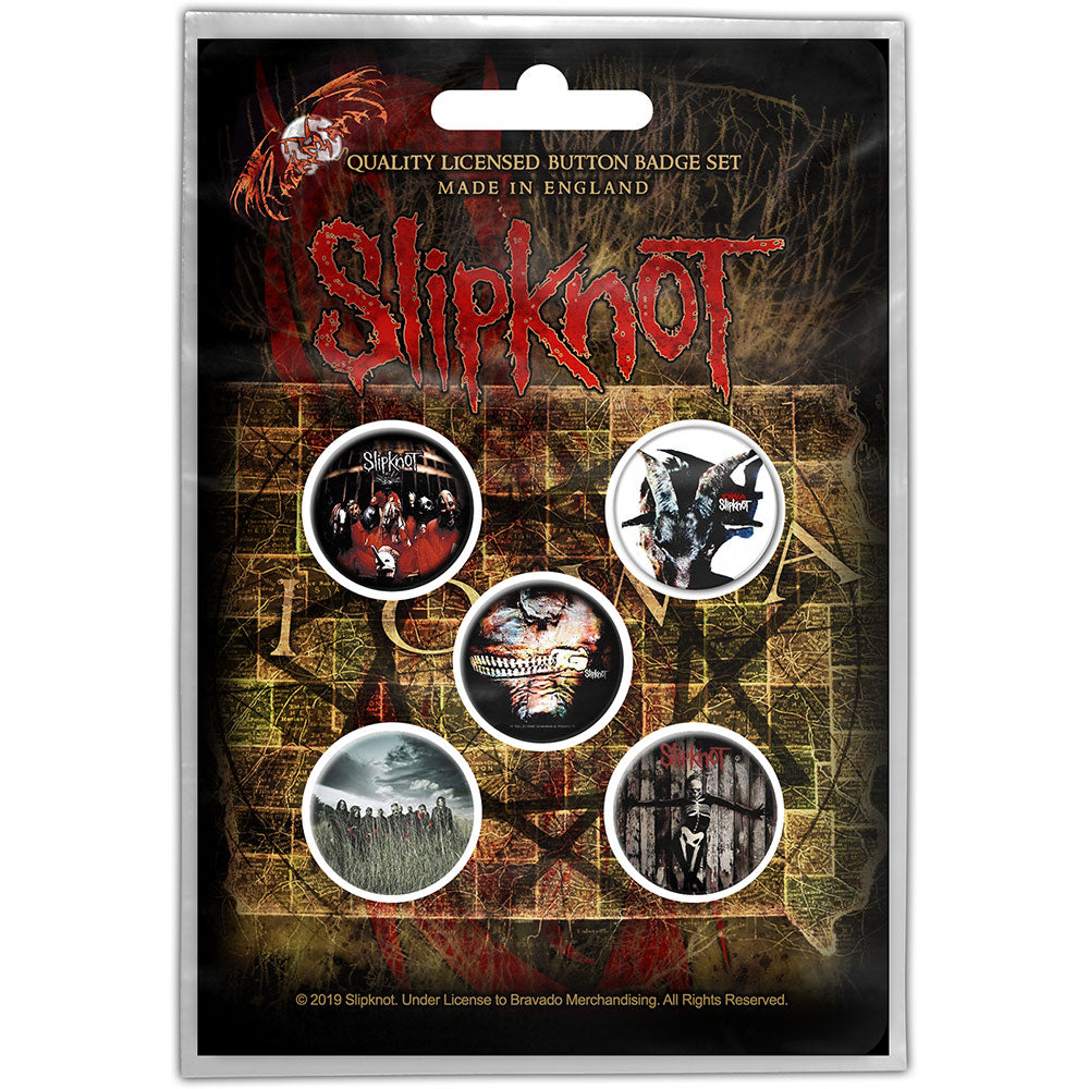 Buttons - Slipknot - Albums
