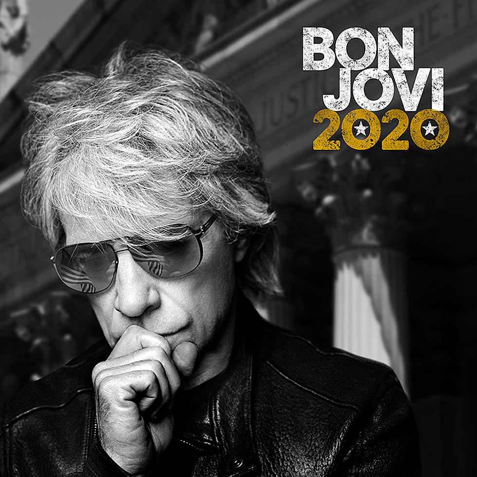Bon Jovi - 2020 (2LP)(Coloured)