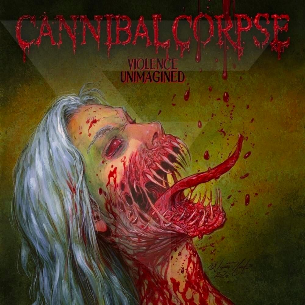 Cannibal Corpse - Violence Unimagined (Coloured)