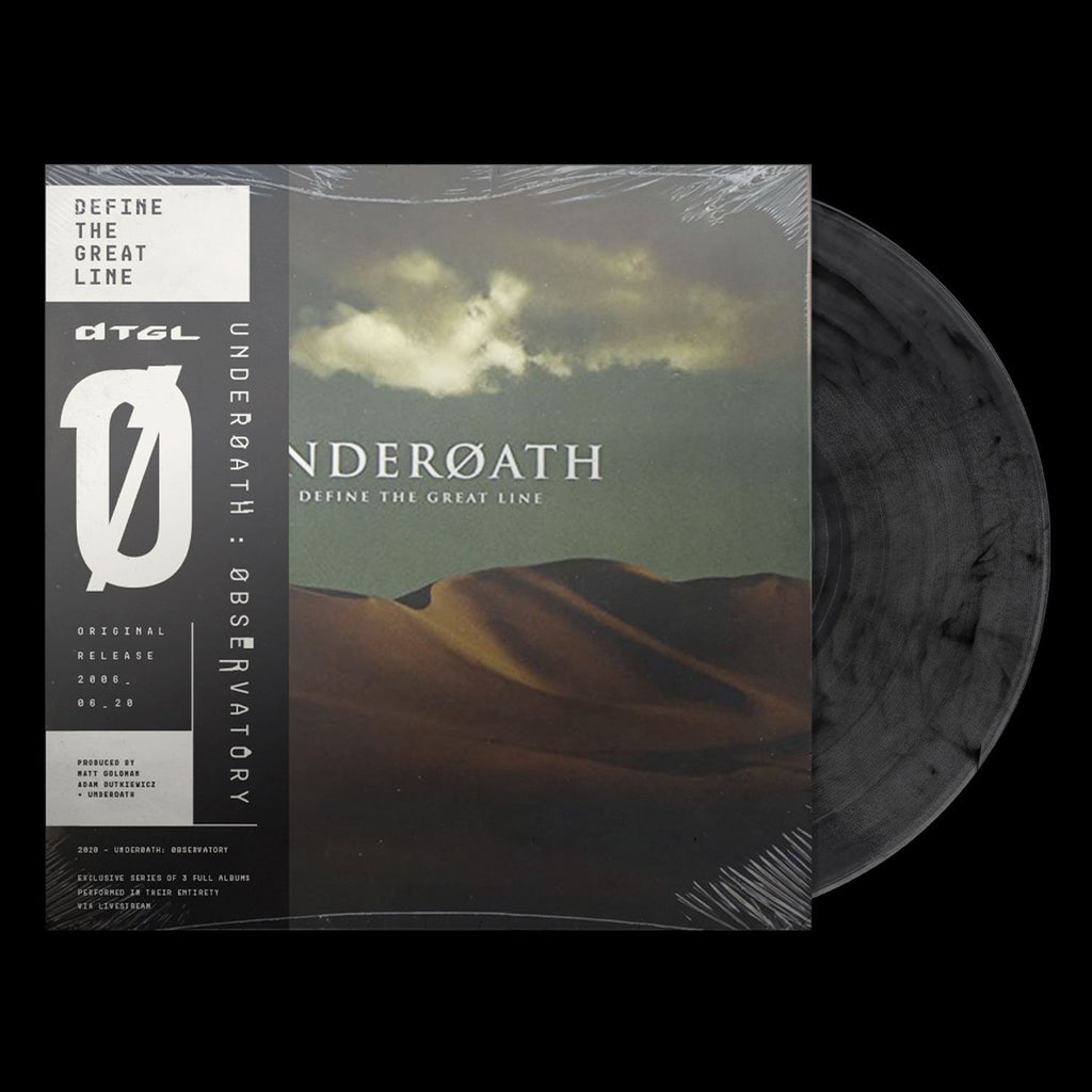 Underoath - Define The Great Line (2LP)(Coloured)