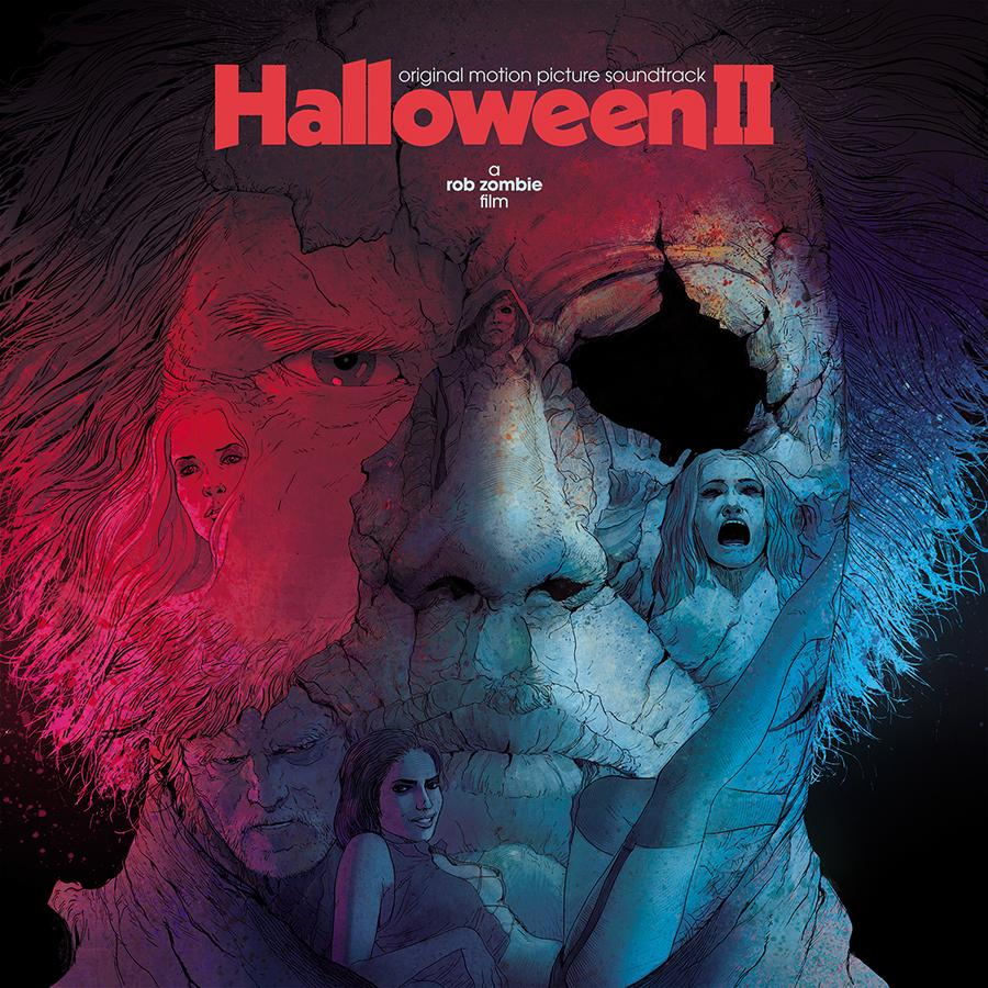 OST - Rob Zombie's Halloween II (Coloured)