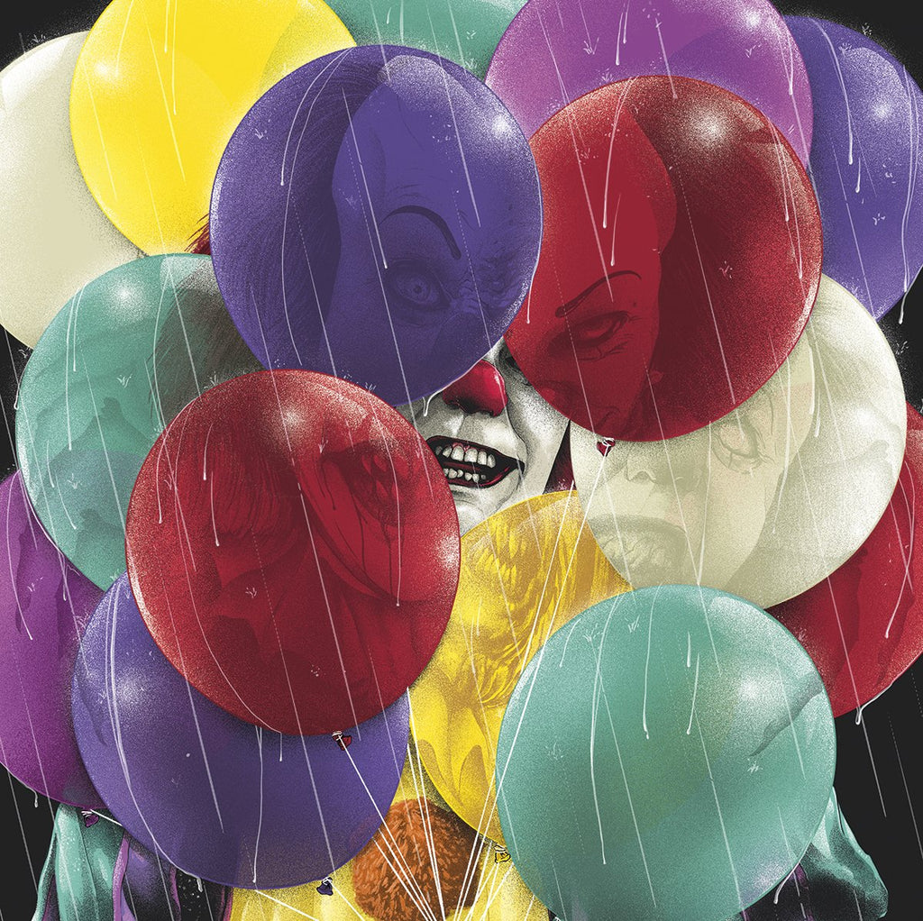 OST -  Stephen King's IT (3LP)(Coloured)