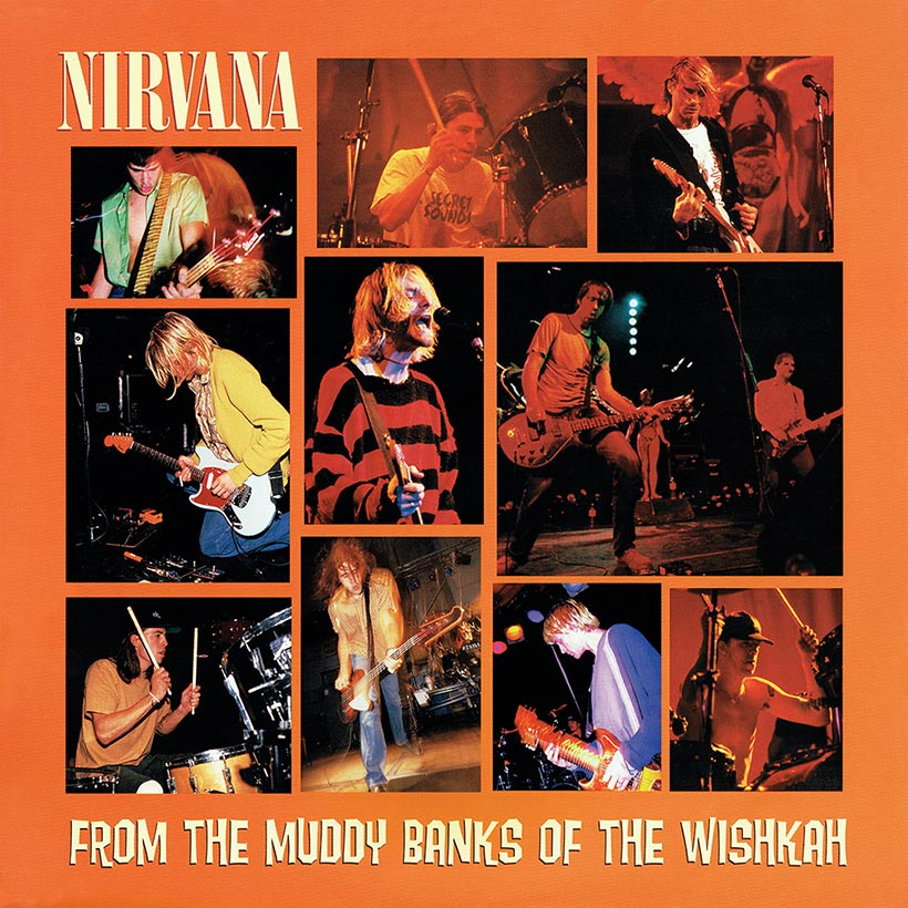 Nirvana - From Fhe Muddy Banks Of The Wishkah (2LP)