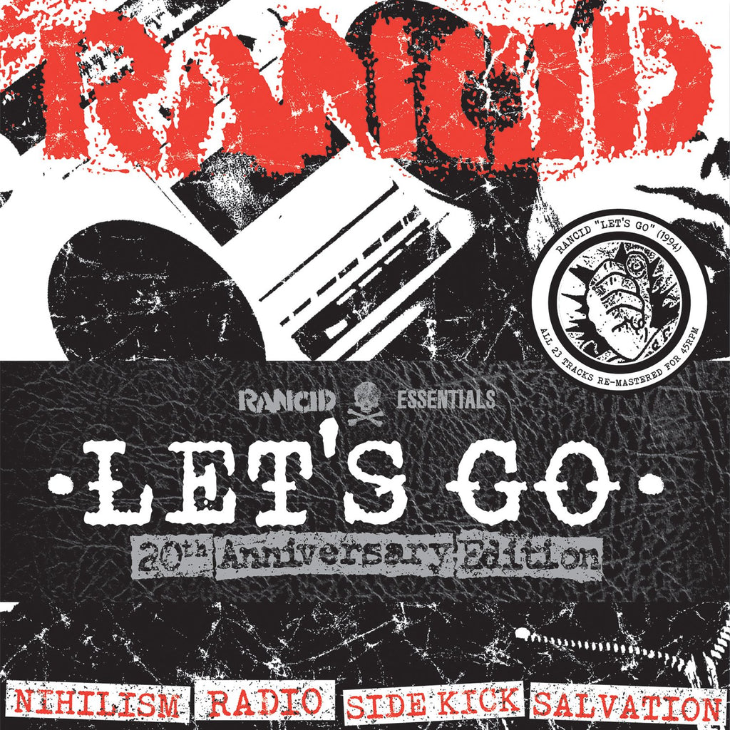 Rancid - Let's Go (Red)