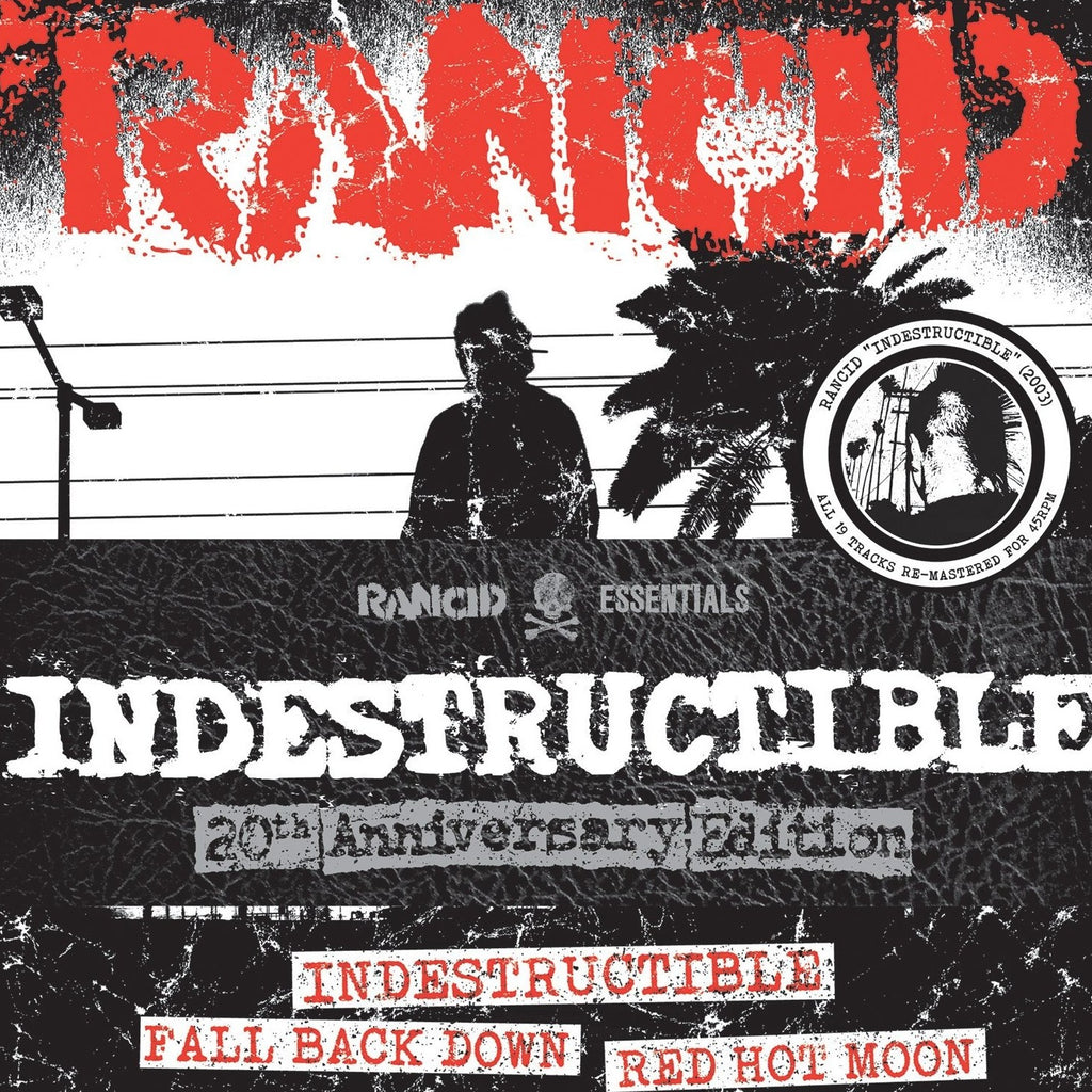 Rancid - Indestructible (Red)