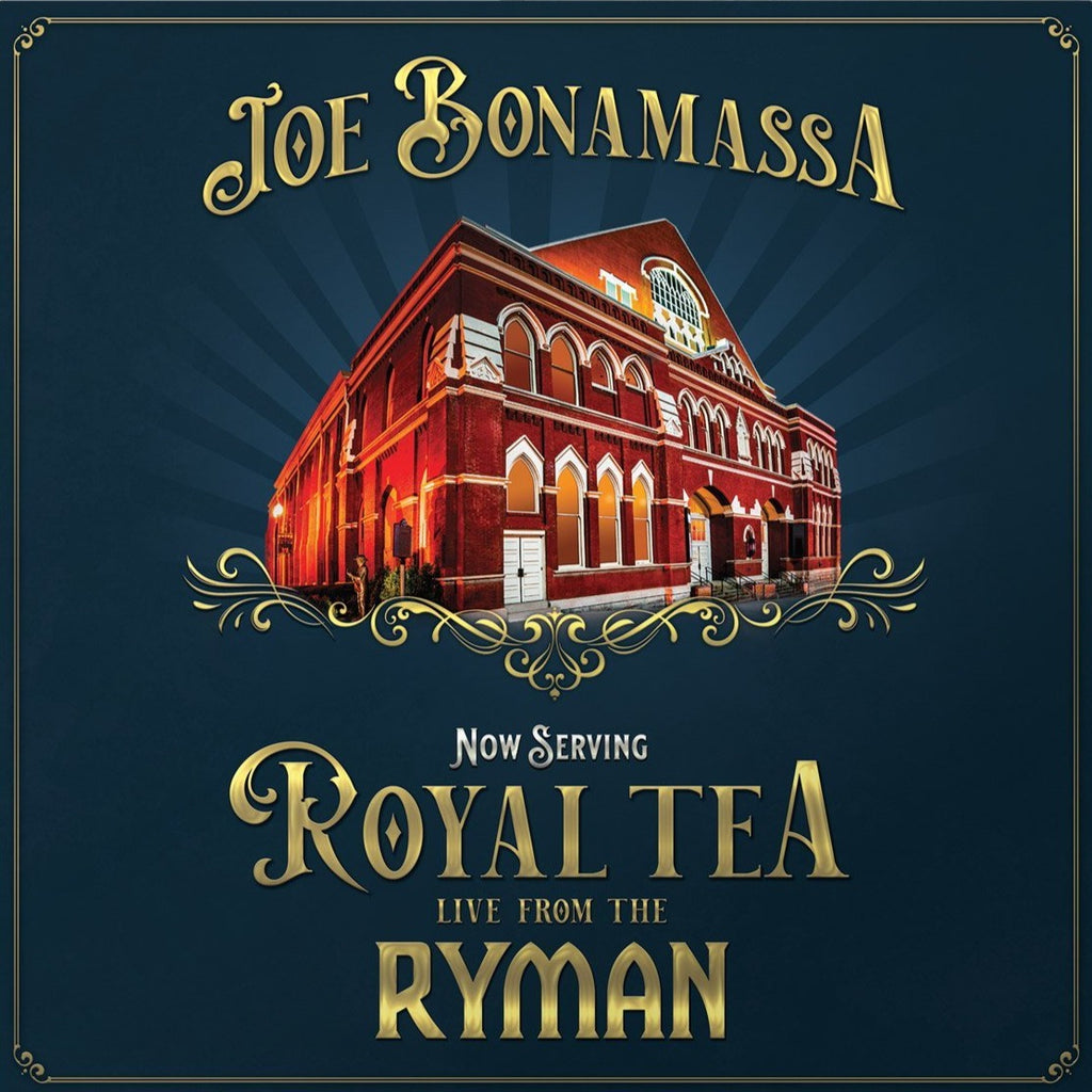 Joe Bonamassa - Now Serving: Royal Tea: Live From The Ryman (2LP)