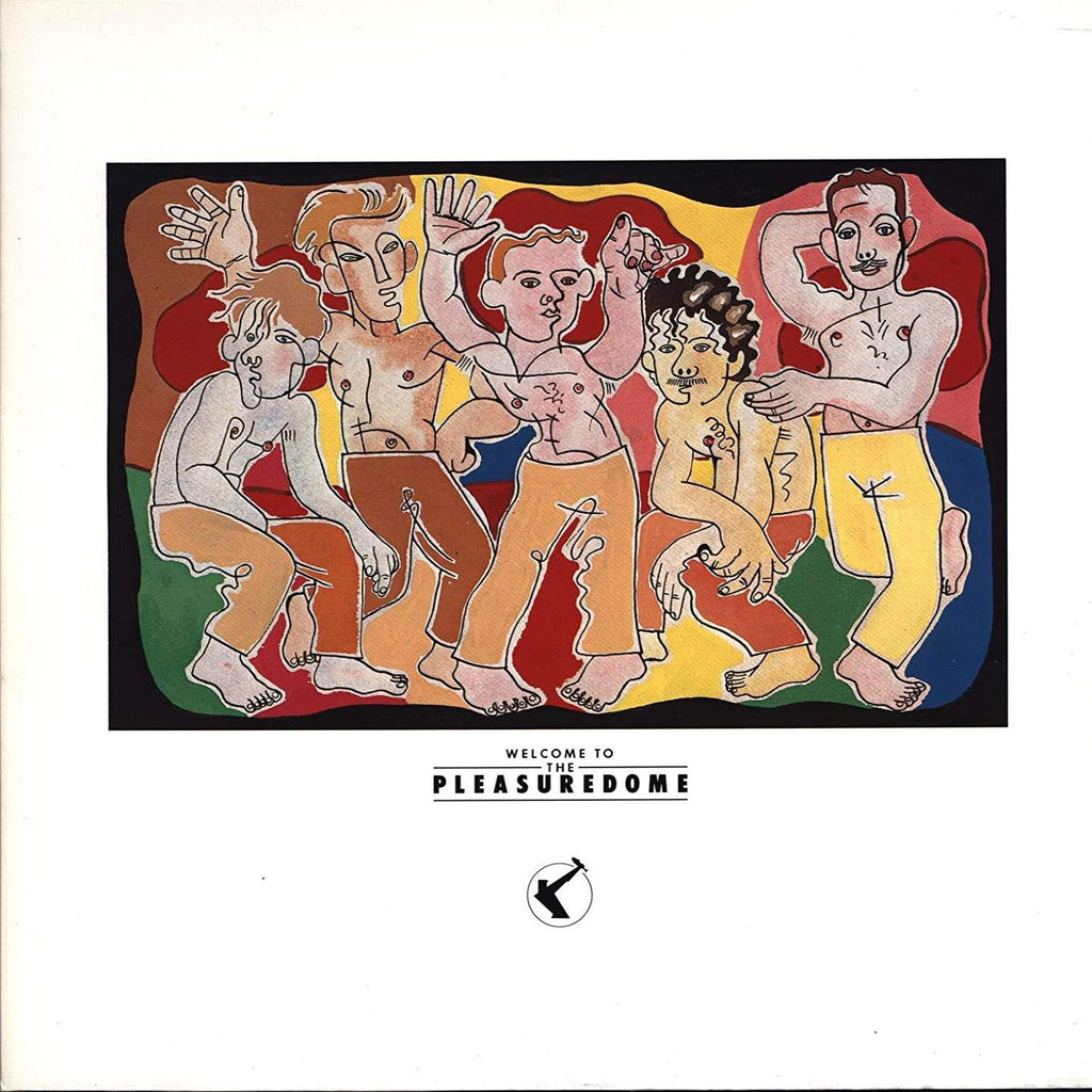 Frankie Goes To Hollywood - Welcome To The Pleasuredome (2LP)