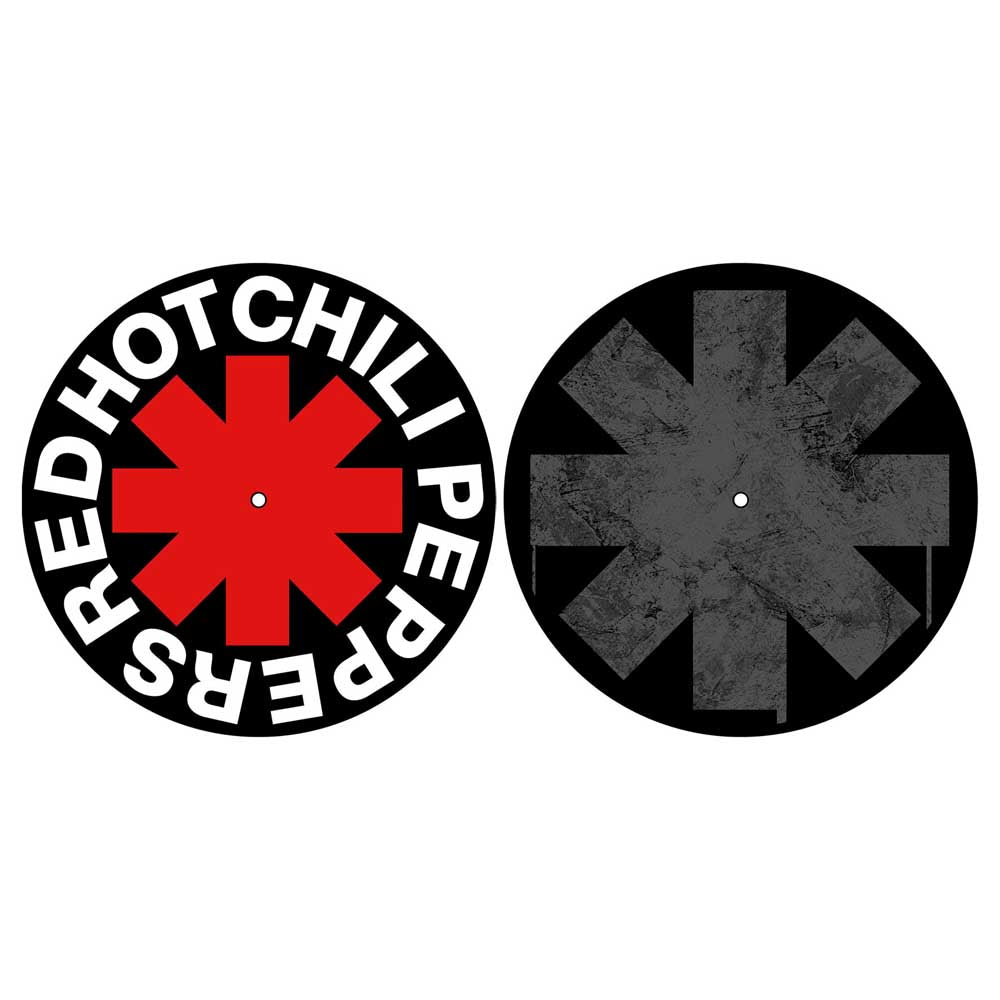 Slipmat - Red Hot Chili Peppers