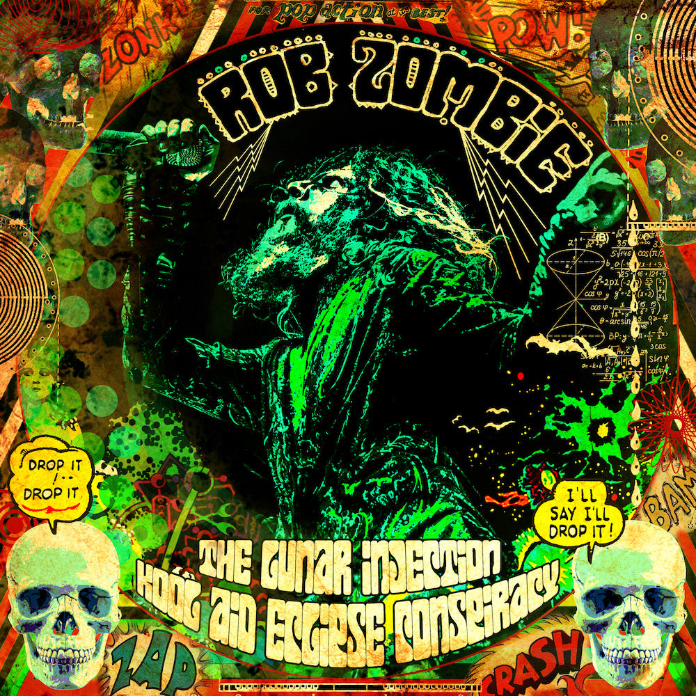 Rob Zombie - The Lunar Injection Kool Aid Eclipse Conspiracy (Coloured)