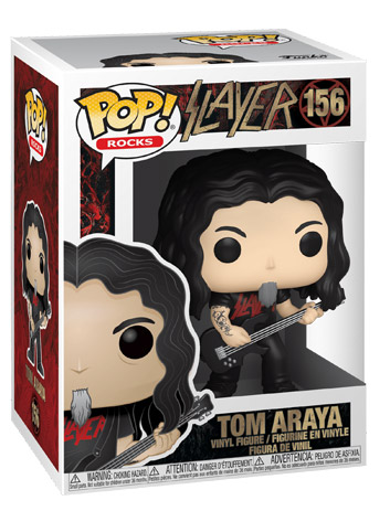 Funko Pop! Rocks - Tom Araya