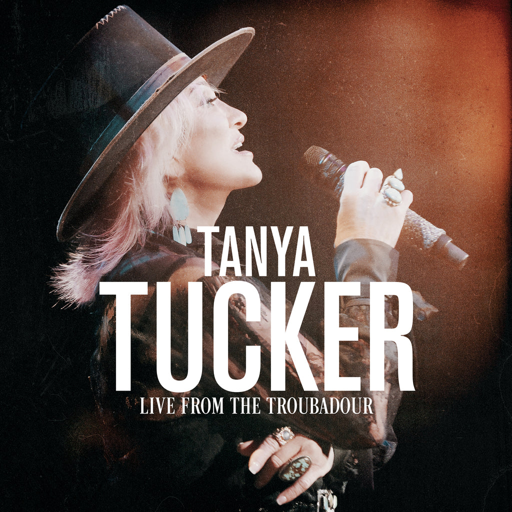 Tanya Tucker - Live From The Troubadour (2LP)