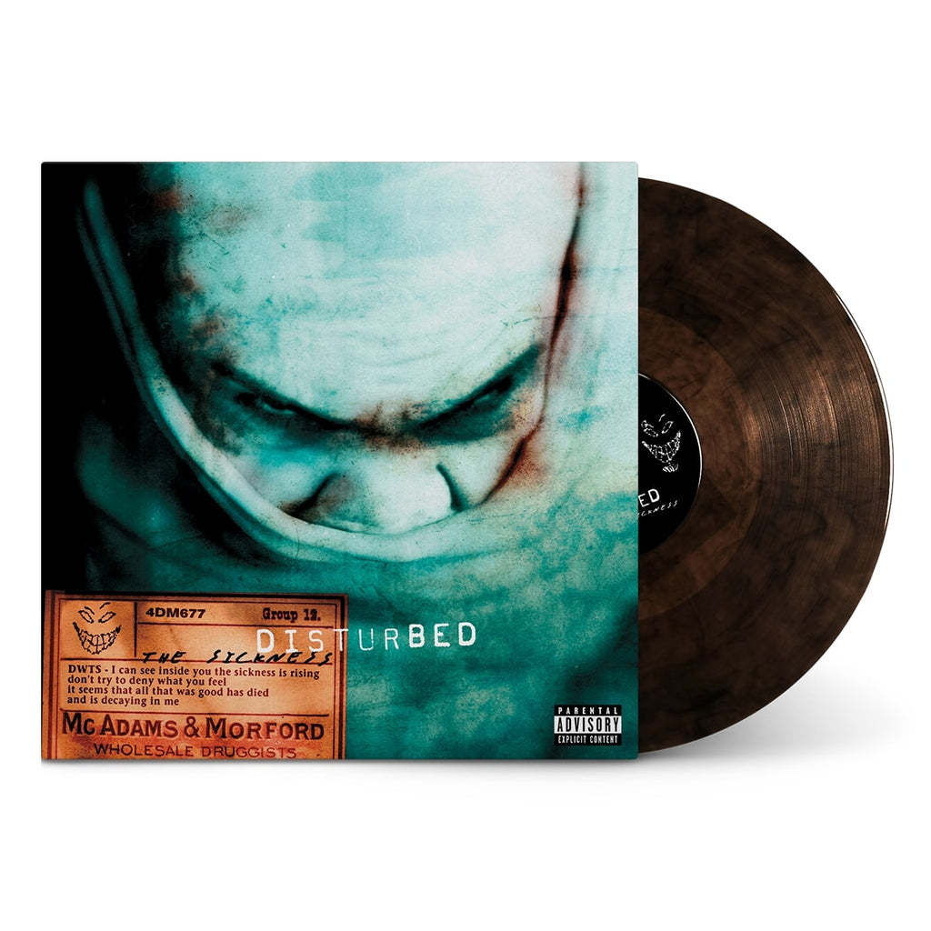 Disturbed - Sickness (Coloured)