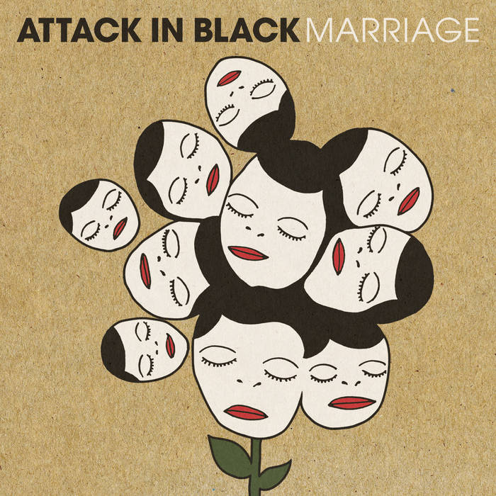 Attack In Black - Marriage (Green)