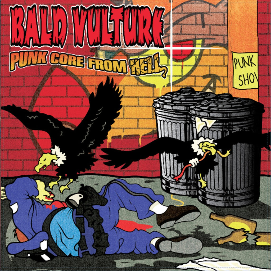 Bald Vulture - Punk Core From Hell