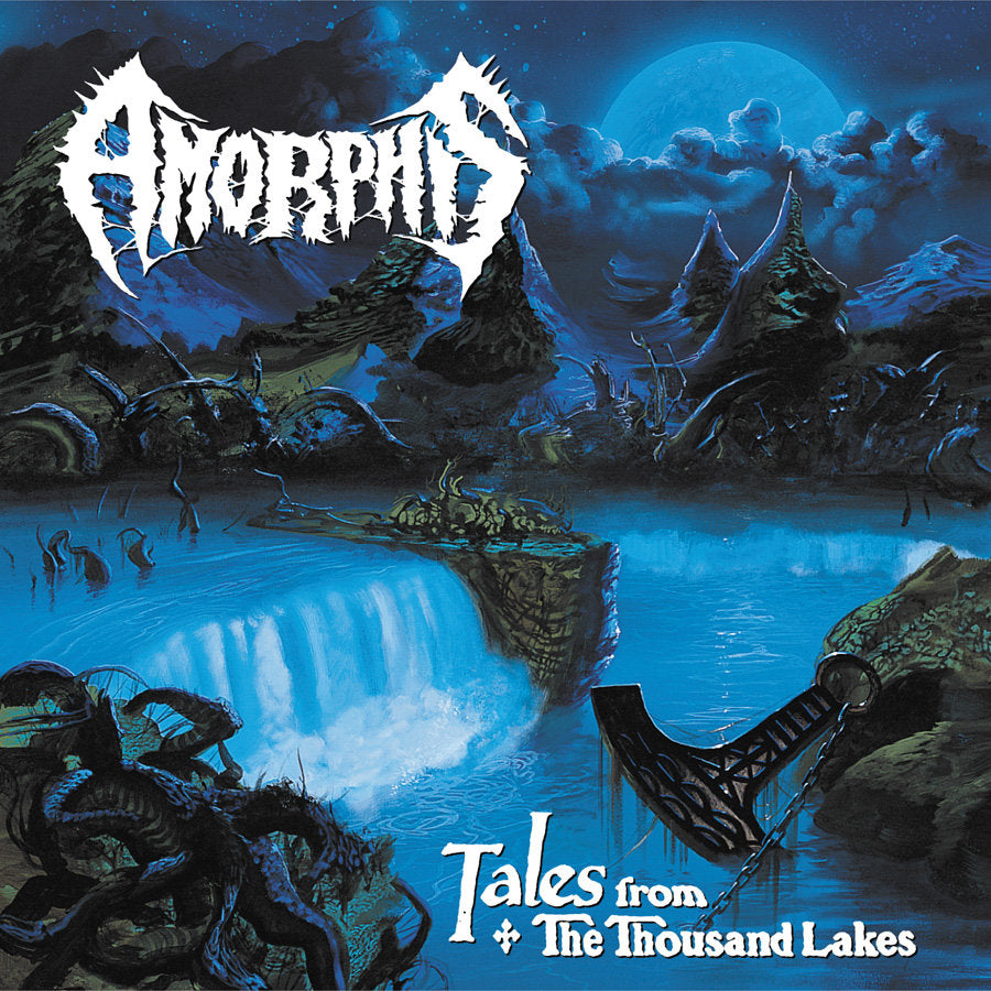 Amorphis - Tales From The Thousand Lakes (Coloured)
