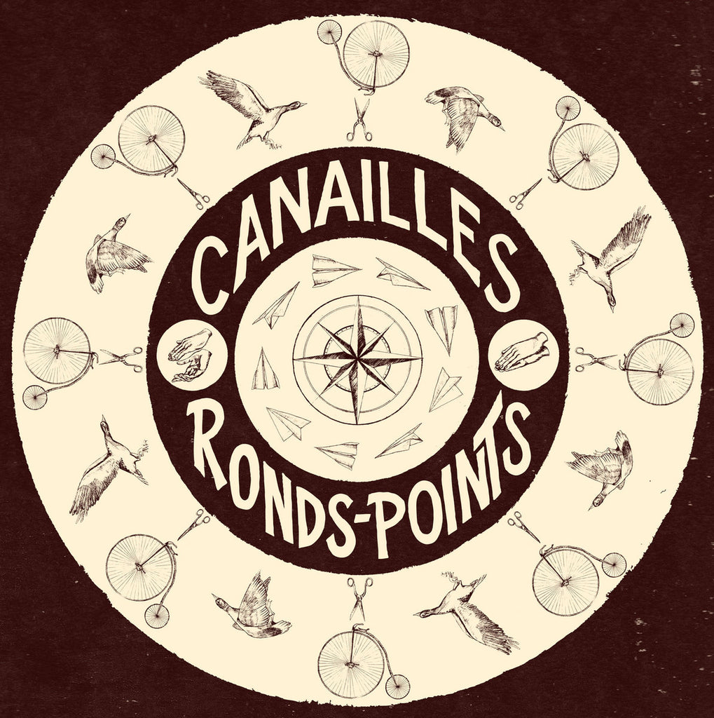 Canailles - Ronds-Points