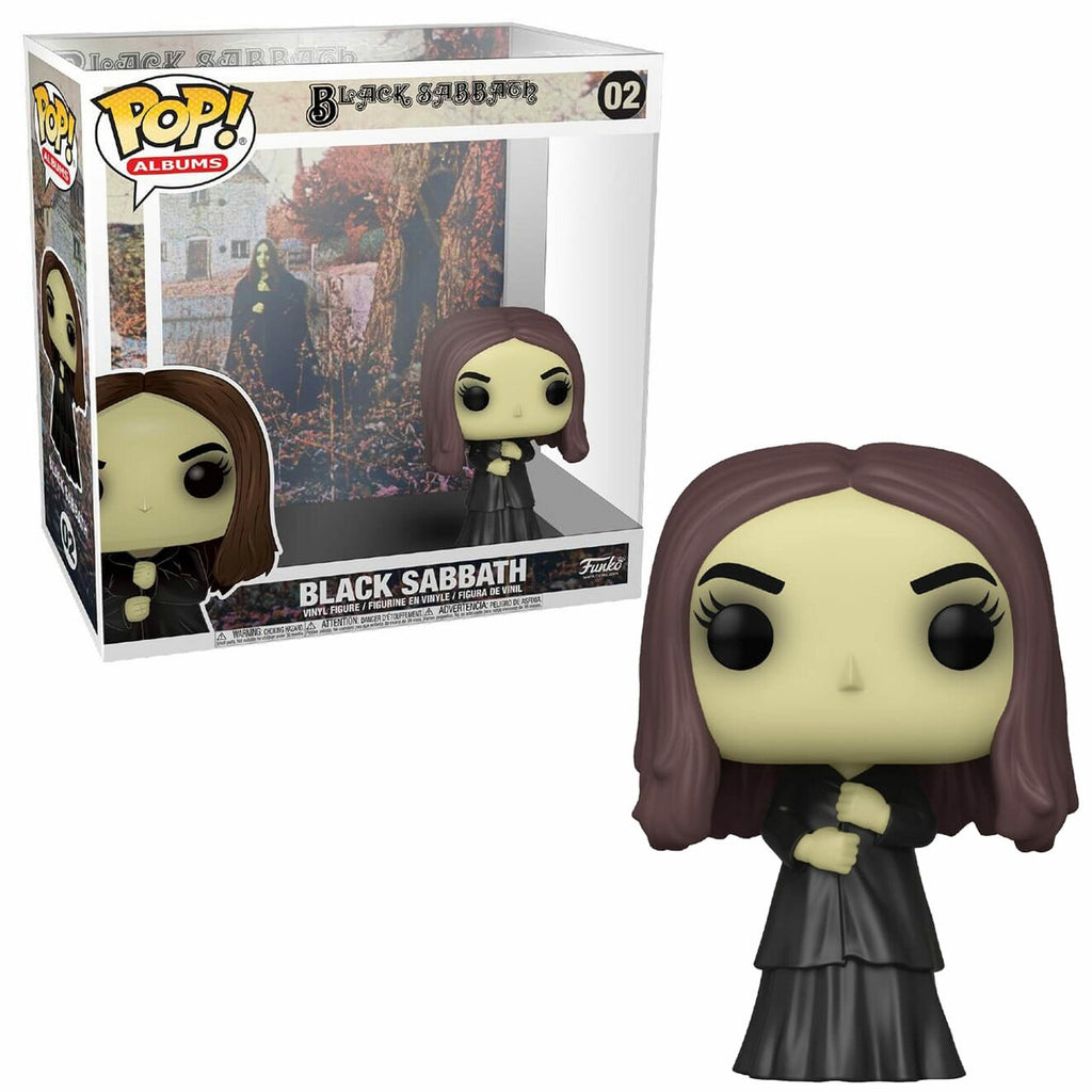 Funko Pop! Albums - Black Sabbath